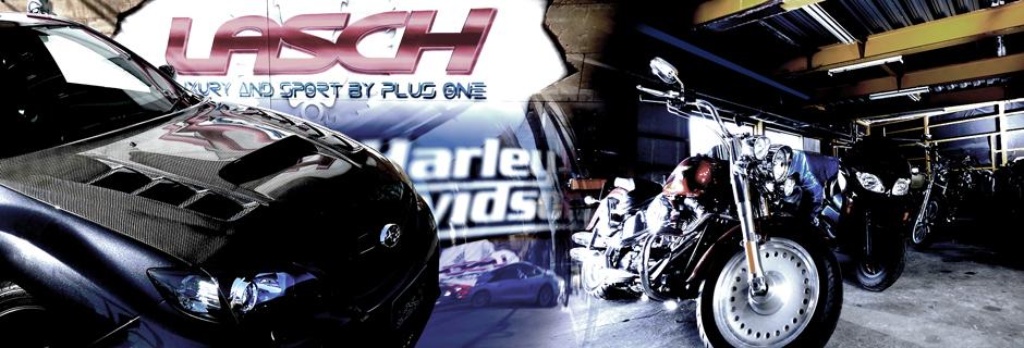 新車中古車、バイクをお探しなら、町田で20年Laschラッシュは、販売買取り、査定、修理カスタム。人気のHARLEY-DAVIDSON、輸入中古車も多数取り扱っております。